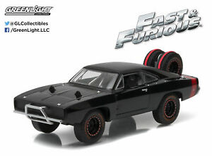 Greenlight-1-43-Fast-amp-Furious-Dom-039-s-1970-Dodge-Charger-R-T-Off-Road-Version