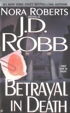 In Death: Betrayal in Death 12 by Nora Roberts and J. D. Robb (2001, Paperback)