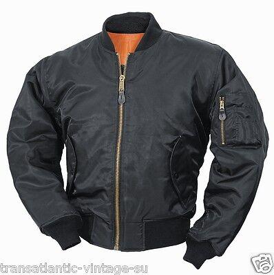 Brandit Giacca Uomo ma1 CAMO Bomber Giubbotto Bomber Jacket Giacca Invernale S fino a 7xl!!!