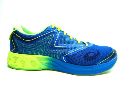 ASICS NOOSA FF T722N 4507 IMPERIAL SAFETY YELLOW MEN SHOES