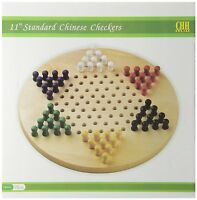 11 Standard Chinese Checkers , New, Free Shipping on sale