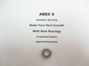 Shimano Sustain 1000FD Line Roller Bearing RD7786 ABEC5 Stainless 4x7x2 #05