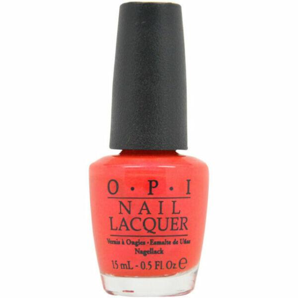 OPI Nail Polish NL V12 Cha-Ching Cherry | Opi nail polish