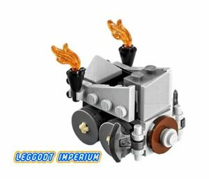 LEGO-Gimli-Axe-Chariot-Dimensions-Lord-of-the-Rings-mini-set-FREE-POST