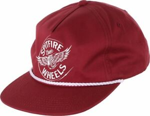 cdc600946e47f Image is loading Spitfire-Wheels-FLYING-CLASSIC-UNSTRUCTURED-Snapback -Skateboard-Hat-