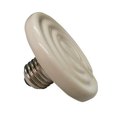 Heizlicht Keramikstrahler Beleuchtung Dunkelstrahler 75 Watt Klein