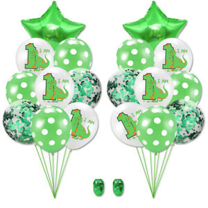 12-034-Baby-Shower-Party-Favour-Dinosaur-Balloons-Latex-Kids-Bunting-Birthday3C
