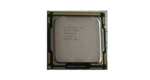 NEW TRAY Intel CM80616005010AA SLBT8 Xeon Processor L3406 4M Cache, 2.26 GHz