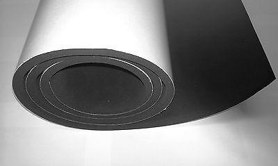 Neoprene Foam Sheet Sticky Backed Van Padding Insulation {NEF12-12.0SA} {1}