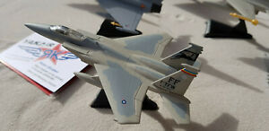 F-15-Eagle-USA-Jet-statut-Metal-Modele-ronds-AIRCRAFT-yakair