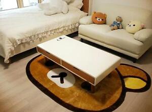 Image Is Loading Large San X Rilakkuma Rug Floor Living Room