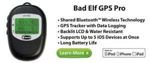 Details about Bad Elf Pro Bluetooth GPS Receiver for iPad/iPhone/Android  (BE-GPS-2200)