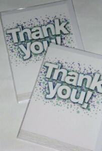 BON-BON-039-CONFETTI-039-THANK-YOU-CARDS-x-12-JUST-27p-textured-board-wrapped-B310