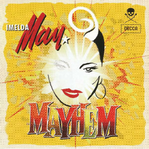 IMELDA-MAY-Mayhem-2010-UK-14-track-CD-album-BRAND-NEW