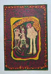 Big-Brother-amp-Janis-Joplin-San-Jose-Art-by-Mari-Tepper-Rare-1967-Benefit