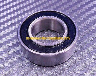 Rubber Sealed Ball Bearing Bearings 16100RS BLACK 5 Pcs 10x28x8 mm 16100-2RS