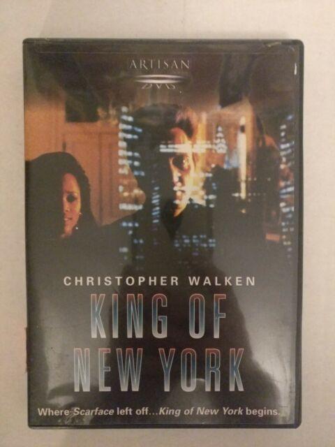 King of New York (DVD, 2000, )