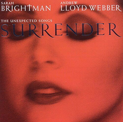 1 of 1 - Sarah Brightman - Surrender (The Unexpected Songs) - Sarah Brightman CD YDVG The