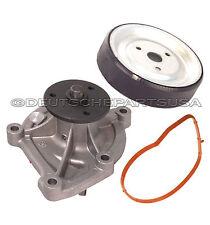 Engine Water Pump + GASKET + PULLEY 11517648827 11518604888 Mini Cooper OEMQ - 3