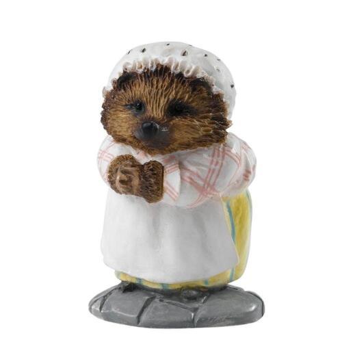 Beatrix Potter A28295 Mrs Tiggy Winkle Miniature Figurine