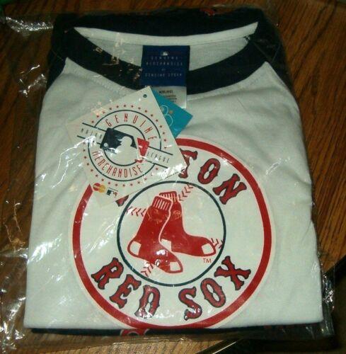 Boston Red Sox MLB Baseball Youth Pajama Set Size 4-5//6-7 8 NWT $34 RV