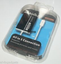 Connection Kit For Galaxy Tab Galaxy S4 ,S3, S2, Note 1, Note 2 Lumia N810, N900