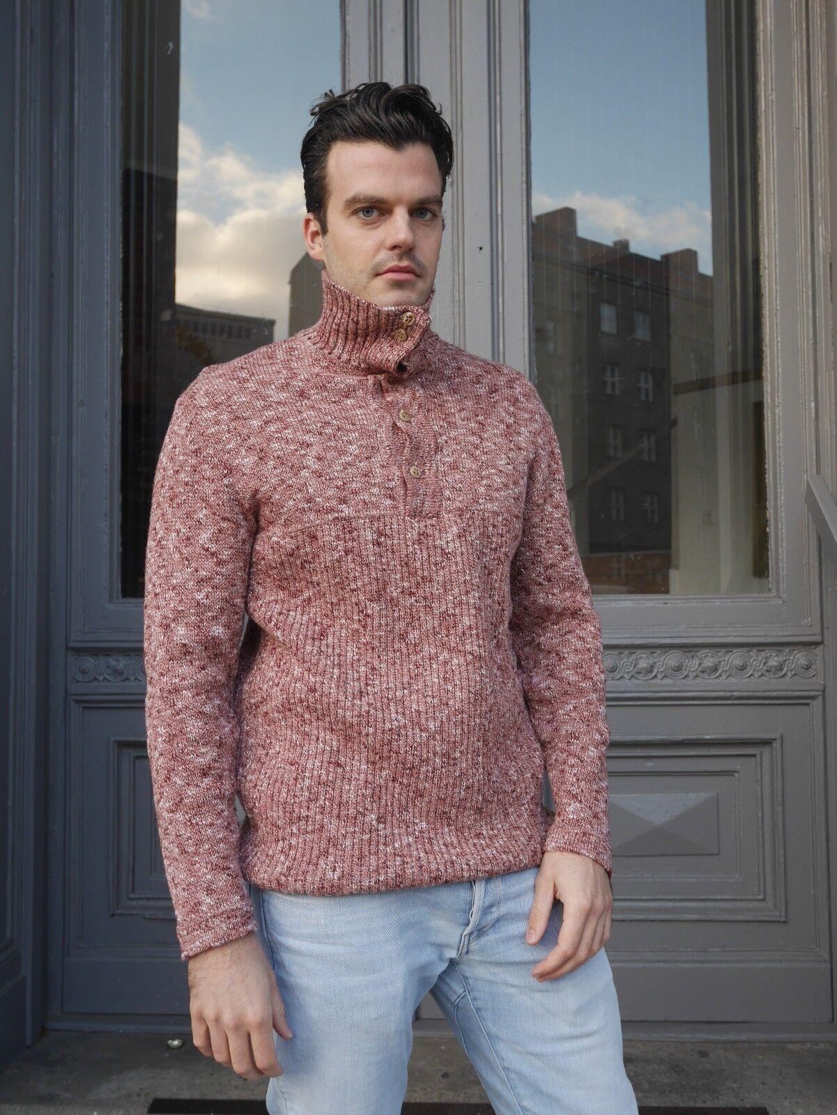 Pullover 54 Lavorazione a Maglia Pullover Pullover Pullover Lana 50er Rockabilly True Vintage 50s Inverno 7ff136