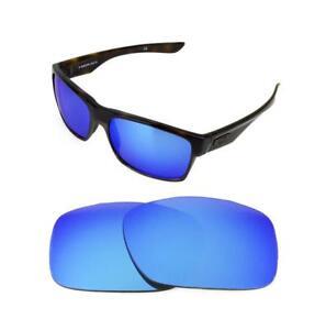 462544e1da La imagen se está cargando Nuevas-Polarizadas-Acero-Azul-Repuesto-Lentes- para-Oakley-