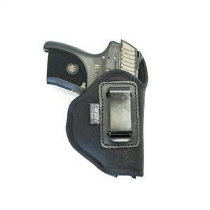 Nylon Inside The Waistband Holster Fits Ruger Lc9 W/ Laser Right/left Hand A Great Variety Of Models Holsters, Belts & Pouches Hunting