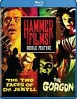 Hammer Film Double Feature Two Faces of Dr. 2016 Blu-ray