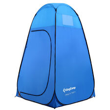 KingCamp Pop up Privacy Tent Outdoor Camping Beach Toilet Changing Shower Tent