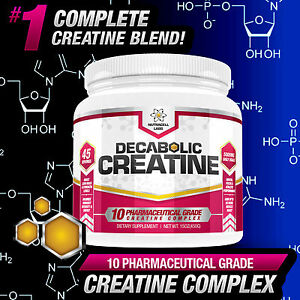 Decabolic Creatine Strongest Muscle Booster Legal