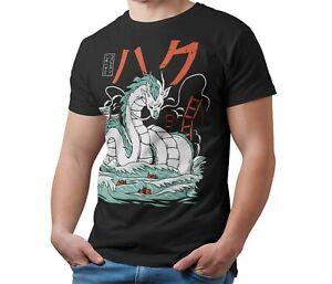Spirited-Away-Dragon-T-Shirt-Kaiju-Japanese-Monster-Unisex-Shirt-Adult-amp-Kids