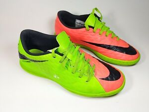 sports shoes 95bc5 29d2a Details about Nike Hypervenom x Indoor Astro Football Trainers Uk 7 Eu 41