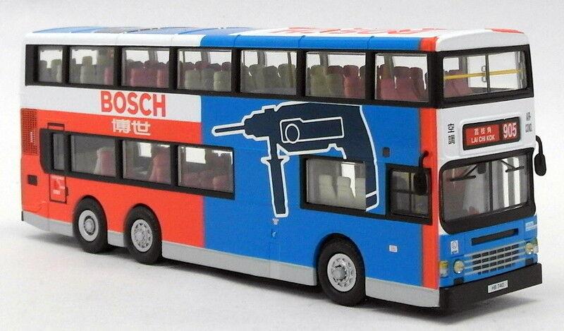 Collector's modellolo C'SM 176 Scale DA103B Dennis Dragon 11m  Hong Kong autobus R905