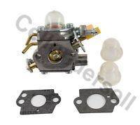 Carburetor For Homelite Ryobi 3074504 Zama C1u-h60 Carb Primer Bulb Gasket