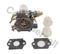 Carburetor For Homelite Ryobi 3074504 Zama C1u-h60 Carb Primer Bulb Gasket
