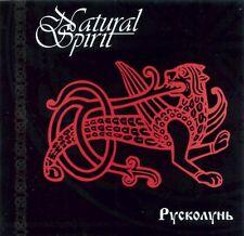 NATURAL SPIRIT - Ruskolun CD,TEMNOZOR,  Alkonost, Finntroll,Arkona