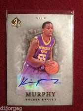 Kevin Murphy 2012-13 SP Authenic Rookie Auto Card