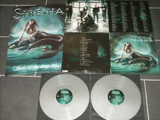 SIRENIA  -  Perils of the Deep Blue  /  2 LP - SILVER - VINYL - 150 #  /  SEALED