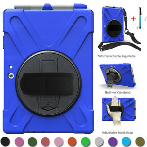 Tablet-Case-For-Microsoft-Surface-Go-10-inch-Hybrid-Shockproof-Hard-Stand-Cover