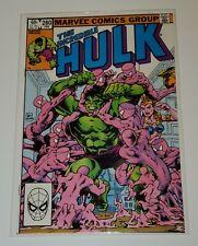 The Incredible Hulk Comic Book #280 Marvel 1983 FINE+