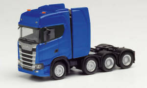 Herpa-308601-002-Scania-Cs-HD-Lorry-Tractor-Ultramari-Model-1-87-H0