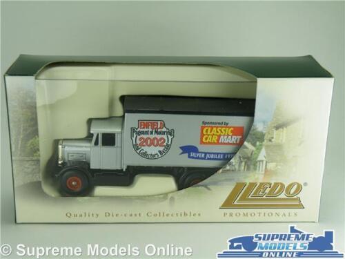 SCAMMELL MODEL TRUCK LORRY 6 WHEELER DG44 ENFIELD PAGEANT 2002 LLEDO DAYS GONE