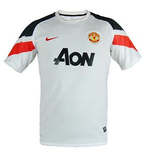 f04e2dddd05 Image is loading Manchester-United-Authentic-Supporter-Away-Jersey-2010-11-