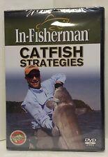 In-Fisherman Catfish Strategies DVD Video Catfishing Catfish Fishing New
