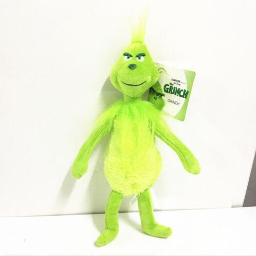 How the Grinch Stole Noël Stuffed Plush Toys Grinch Max Dog Enfants Cadeau De Noël