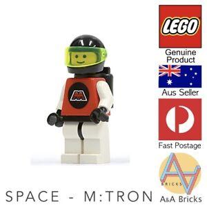 Genuine-LEGO-Minifigure-Space-M-Tron-with-Tanks-RARE-amp-RETIRED