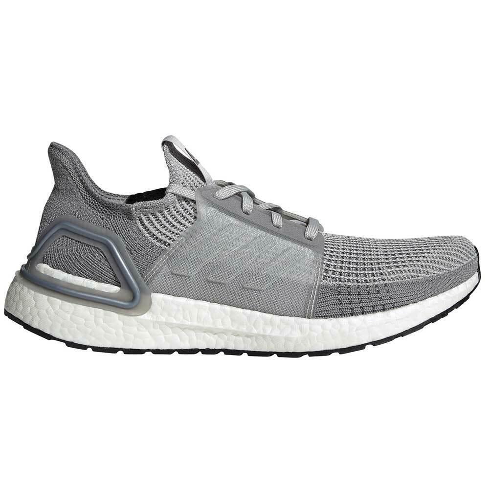 Adidas Laufschuhe Ultra Boost 19 grau Herren  G54010 -  NEU & OVP