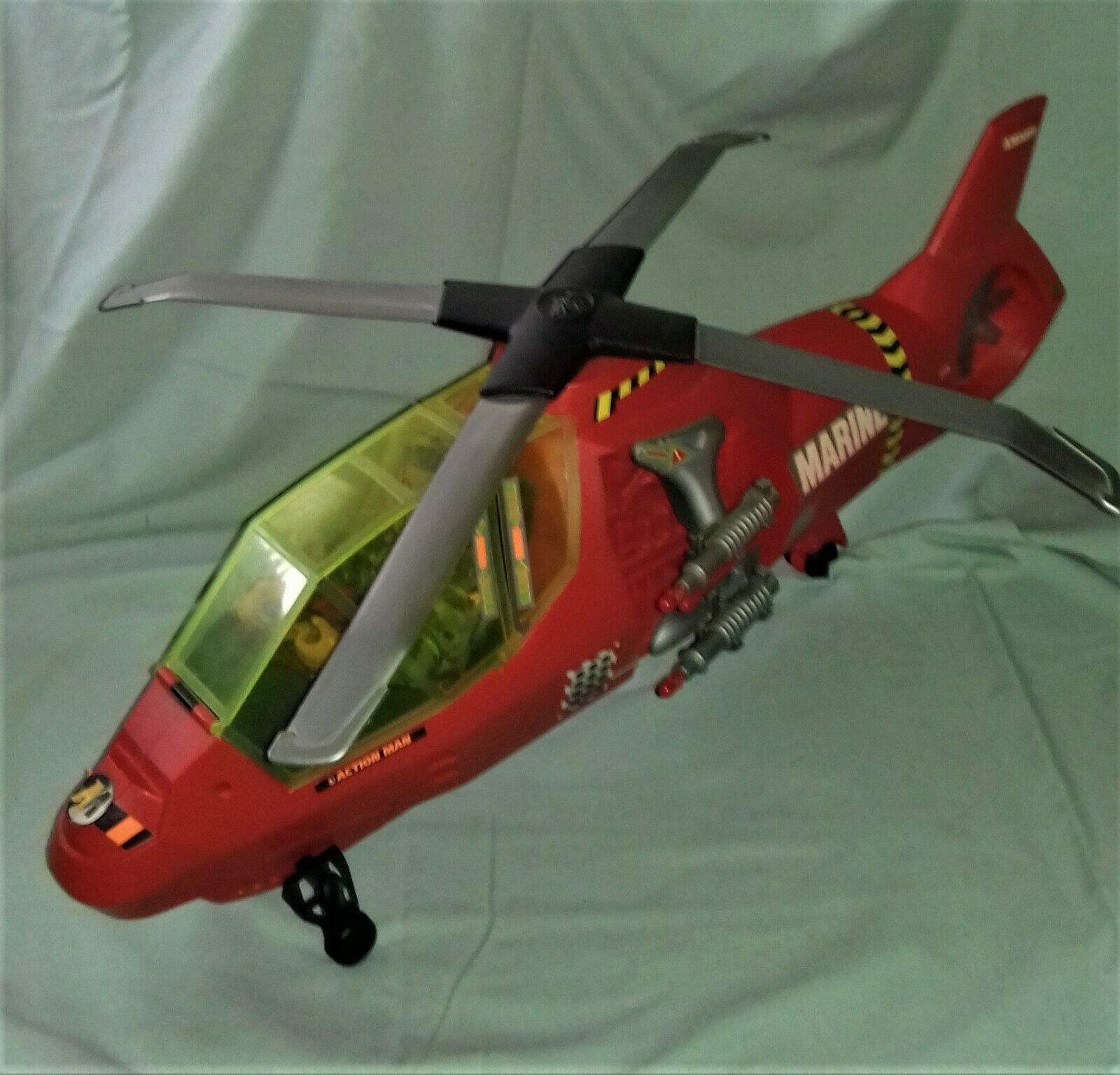 Rare Action Man  Helicopter Rescue 1998  À ne pas manquer!